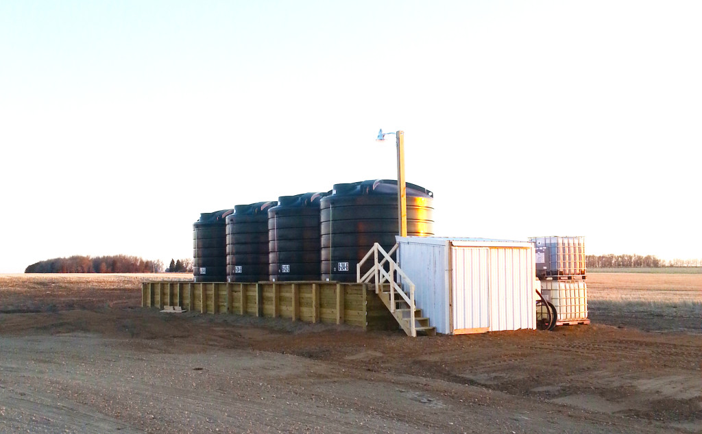 Bulk Fertilizer Plant